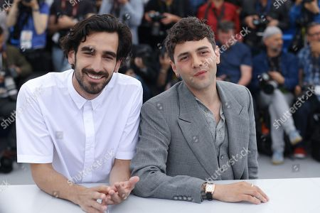 Editorial picture of 'Matthias and Maxime' photocall, 72nd Cannes Film Festival, France - 23 May 2019