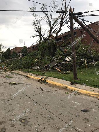 Severe weather, USA