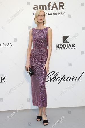 Editorial picture of amfAR Gala - 72nd Cannes Film Festival, Cap D'antibes, France - 23 May 2019