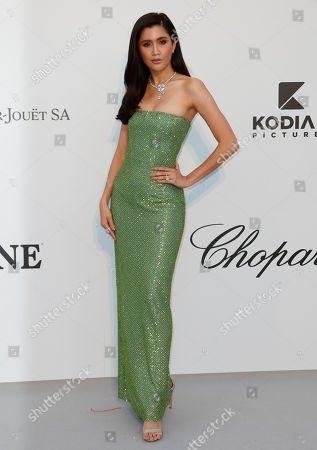 Editorial image of amfAR Gala - 72nd Cannes Film Festival, Cap D'antibes, France - 23 May 2019