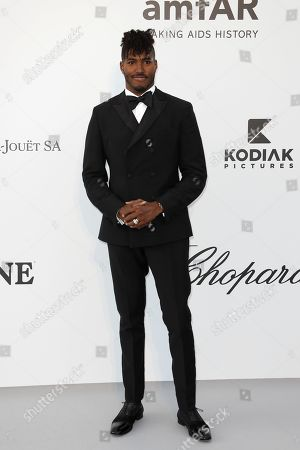 DJ Ruckus attends the Cinema Against AIDS amfAR gala 2019 held at the Hotel du Cap, Eden Roc in Cap d'Antibes, France, 23 May 2019, within the scope of the 72nd annual Cannes Film Festival that runs from 14 to 25 May.