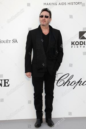 Julian Lennon attends the Cinema Against AIDS amfAR gala 2019 held at the Hotel du Cap, Eden Roc in Cap d'Antibes, France, 23 May 2019, within the scope of the 72nd annual Cannes Film Festival that runs from 14 to 25 May.