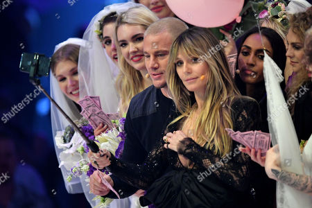 Editorial picture of Final of Heidi Klum's TV show 'Germany's Next Topmodel' in Duesseldorf - 23 May 2019