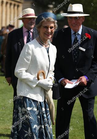 The Duchess of Gloucester attending the Not Forgotten Association Annual Garden Party at Buckingham Palace