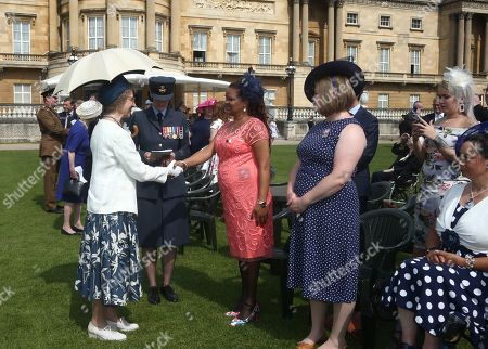 Editorial image of The Not Forgotten Association Annual Garden Party at Buckingham Palace, London, UK - 23 May 2019