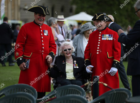 The Not Forgotten Association Annual Garden Party, London