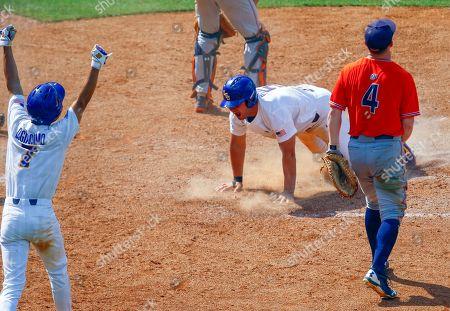 Editorial photo of SEC Auburn LSU Baseball, Hoover, USA - 23 May 2019