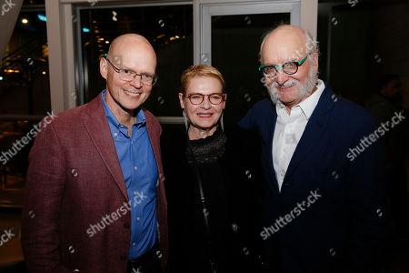 James Bundy, Dianne Wiest and Michael Rudko