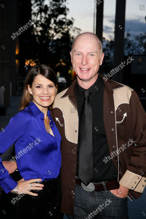 Editorial image of 'Happy Days' Center Theatre Group/Mark Taper Forum Opening night, Los Angeles - 22 May 2019