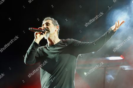 System of A Down - Serj Tankian