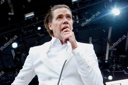 The Hives - Pelle Almqvist