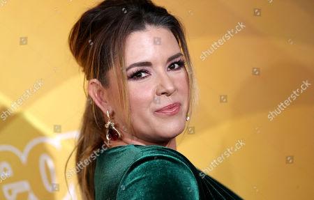 Stock Image of Alicia Machado
