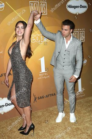 Jencarlos Canela and guest