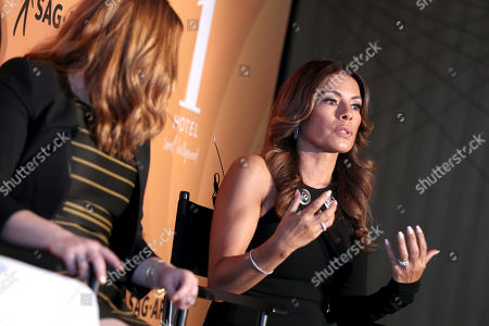 Rachel Miller and Lisa Vidal