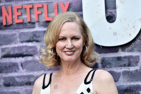 Stock Image of Melissa Rosenberg