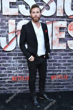 Editorial image of 'Jessica Jones' Season 3 Special Screening, Arrivals, ArcLight Cinemas, Los Angeles, USA - 28 May 2019