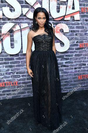 Editorial photo of 'Jessica Jones' Season 3 Special Screening, Arrivals, ArcLight Cinemas, Los Angeles, USA - 28 May 2019