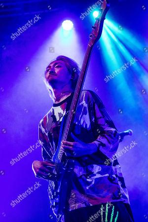 Ryota Kohama of One Ok Rock