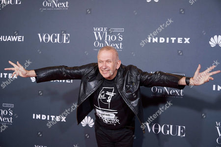 'Vogue Who's On Next' photocall, Madrid