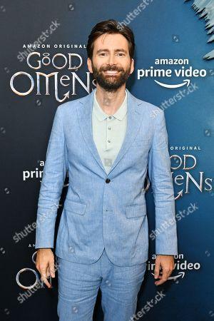 'Good Omens' Amazon Prime Original screening, arrivals, New York