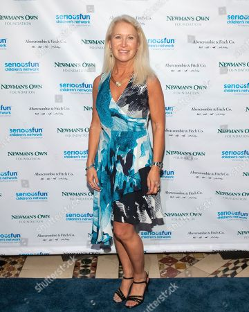 Ambassador, SeriousFun, Clea Newman-Soderlund, attends the SeriousFun Children's Network gala at Cipriani 42nd Street, in New York