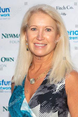 Ambassador, SeriousFun, Clea Newman Soderlund attends the SeriousFun Children's Network gala at Cipriani 42nd Street, in New York