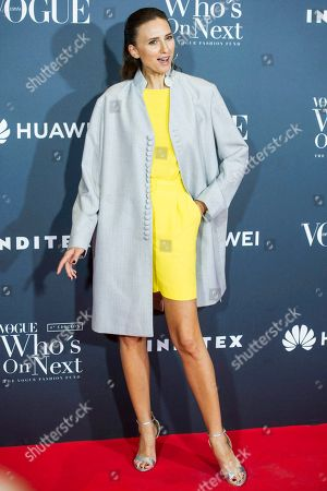 Editorial image of 'Vogue Who's On Next' photocall, Madrid, Spain - 23 May 2019