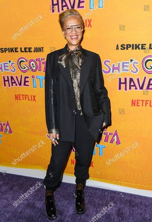 Editorial picture of 'She's Gotta Have It' TV show premiere, Arrivals, New York, USA - 23 May 2019