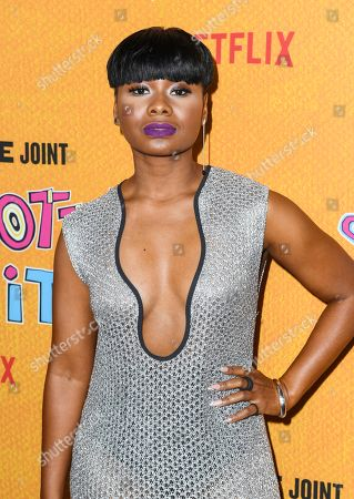 Editorial image of 'She's Gotta Have It' TV show premiere, Arrivals, New York, USA - 23 May 2019