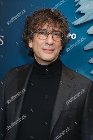 Neil Gaiman, Executive Producer