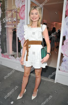 The SHEIN Summer Pop-Up launch party, London