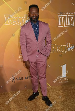 """Editorial image of 2019 People en Espanol's """"Most Beautiful"""" Party, West Hollywood, USA - 23 May 2019"""