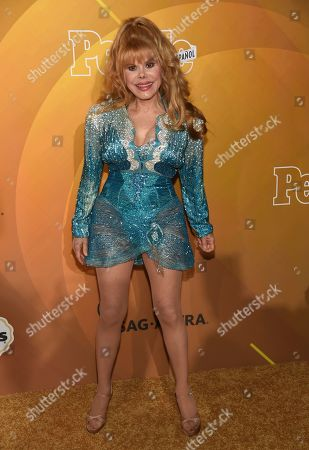 """Charo arrives at People en Espanol's """"Most Beautiful"""" party, at 1 Hotel in West Hollywood, Calif"""