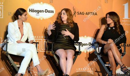 Stock Picture of Roselyn Sanchez, Rachel Miller and Lisa Vidal
