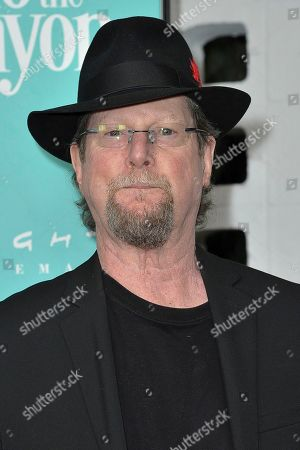 "Stock Image of Roger McGuinn attends the LA Premiere of ""Echo in the Canyon"" at Cinerama Dome, in Los Angeles"