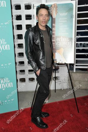 "Jakob Dylan attends the LA Premiere of ""Echo in the Canyon"" at Cinerama Dome, in Los Angeles"