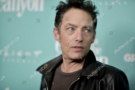 """Jakob Dylan attends the LA Premiere of """"Echo in the Canyon"""" at Cinerama Dome, in Los Angeles"""