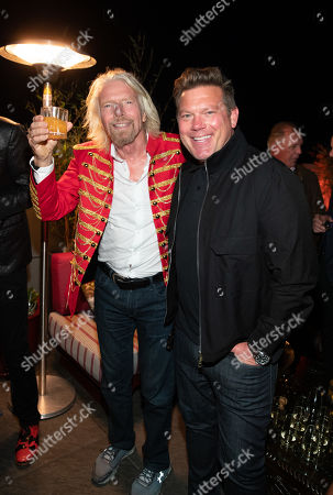 Sir Richard Branson, Tyler Florence