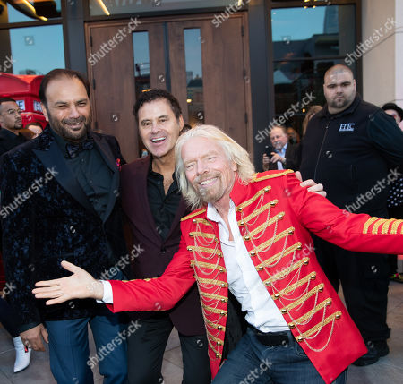 Editorial picture of Virgin Hotels San Francisco Grand Opening Party, San Francisco, USA - 23 May 2019