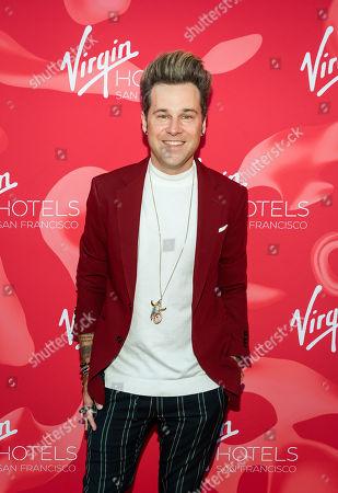 Editorial image of Virgin Hotels San Francisco Grand Opening Party, San Francisco, USA - 23 May 2019
