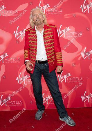 Virgin Hotels San Francisco Grand Opening Party, San Francisco
