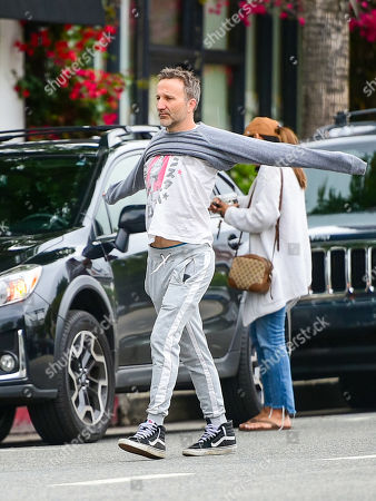 Breckin Meyer out and about, Los Angeles