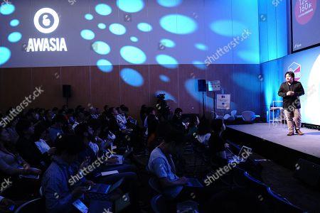 Stock Photo of Akira Suzuki (Head of X Design Center, Bytedance)
