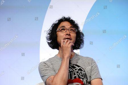 Editorial photo of Global Keynote Series: Tomoyasu Hotei seminar, Advertising Week Asia, Tokyo Midtown, Tokyo, Japan - 29 May 2019
