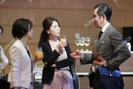 Editorial image of Japan Brand Awards Dinner, Advertising Week Asia, Tokyo American Club, Tokyo, Japan - 30 May 2019