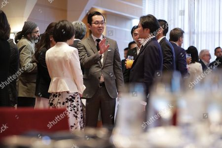 Editorial photo of Japan Brand Awards Dinner, Advertising Week Asia, Tokyo American Club, Tokyo, Japan - 30 May 2019