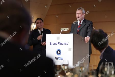 Stock Picture of Jun Tanaka (Managing Director, Brand Finance Japan)
