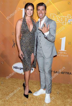 Jencarlos Canela and girlfriend