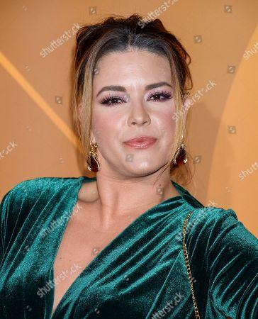 Stock Picture of Alicia Machado