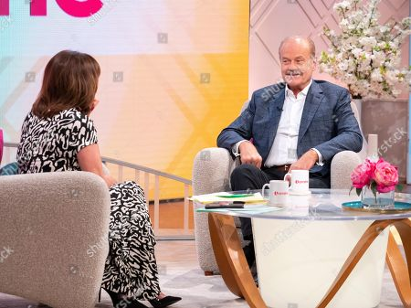 Editorial photo of 'Lorraine' TV show, London, UK - 24 May 2019